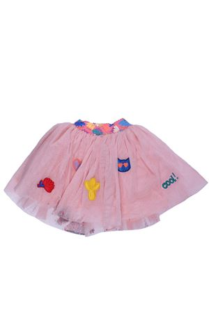 Gonna in tulle con patch decorativi BILLIEBLUSH | 5032307 | U13210S52