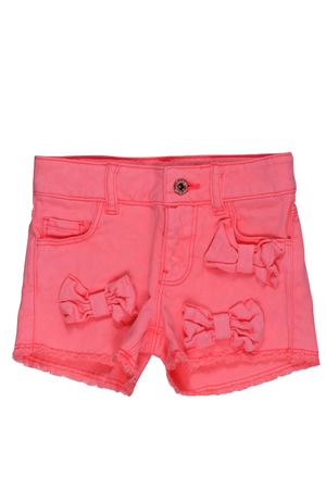 Shorts in denim color strech con fiocchi BILLIEBLUSH | 30 | U14309499