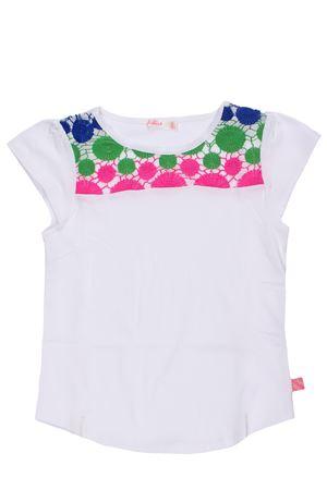 T-shirt girocollo con merletto BILLIEBLUSH | 8 | U15627121