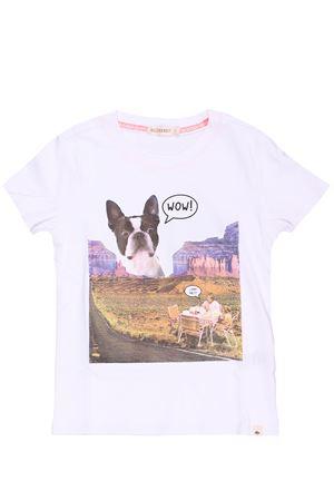 T-shirt girocollo con stampa cane BILLYBANDIT | 8 | V2545210B