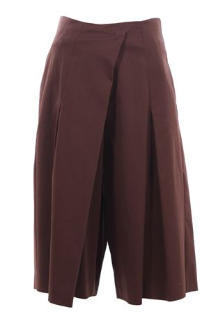 Cotton skirt pants