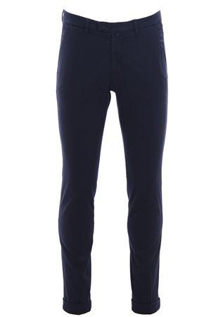 Pantalone in microarmatura di cotone BRIGLIA | 5032272 | BG0338542511