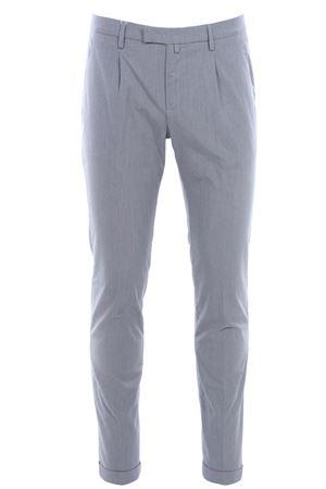Cotton pants wool effect BRIGLIA | 5032272 | BG07393533