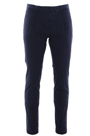Pantaloni in popeline light stretch BRIGLIA | 5032272 | BG0739510511
