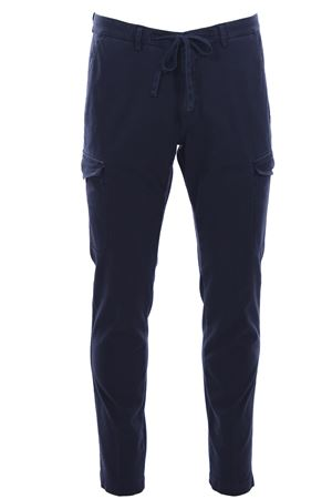 Jogging con tascone in armatura di cotone stretch BRIGLIA | 5032272 | BG5239548511