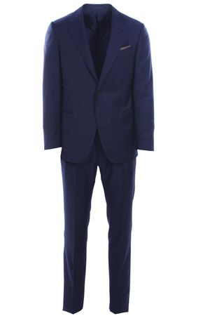 Norma suit in superfine wool 130