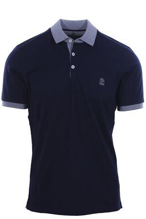 Polo in jersy di cotone CUCINELLI | 2 | M0T618357GCB422