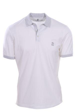 Polo in jersey di cotone BRUNELLO CUCINELLI | 2 | M0T618357GCS265