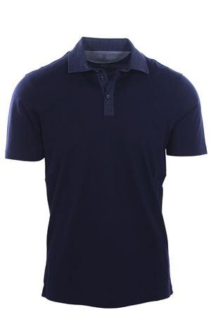 Polo collo camicia in jersey di cotone CUCINELLI | 2 | M0T618387CS706