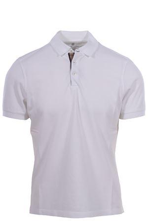 Cotton polo BRUNELLO CUCINELLI | 2 | M0T638307C6159