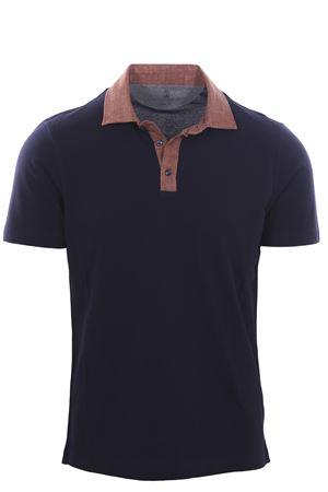 Polo collo camicia in piquet di cotone CUCINELLI | 2 | M0T638387CA530