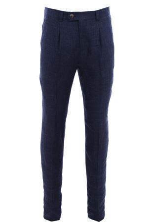 Pantalone galles in lino CUCINELLI | 5032272 | MD444E1450C007