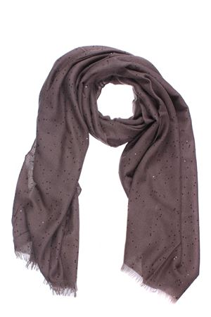 Scarf with micro sequins CUCINELLI | 5032273 | MSC915029C7334