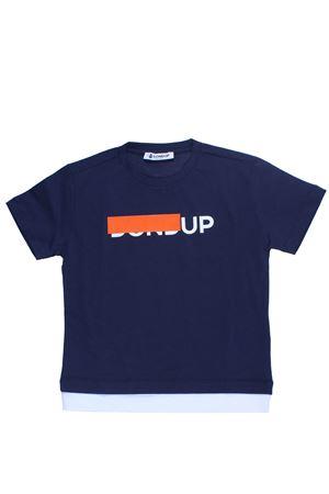 T-shirt girocollo in cotone DONDUP | 8 | BS122JE138XXX890