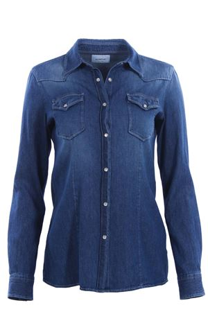 Camicia jayl in denim DONDUP | 5032279 | C515DF0218DR36800