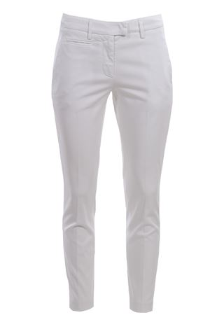 Pantaloni perfect in cotone DONDUP | 5032272 | DP066GS0023DSZA000