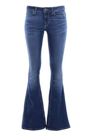 Jeansakonin denim a zampa DONDUP | 24 | DP241DS0233DV27800