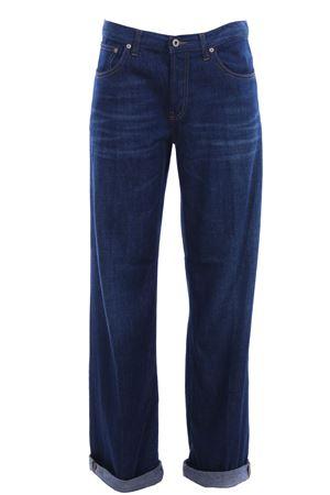 Jeansjacklinin denim leggero gamba larga  DONDUP | 24 | DP427DF0220DV21800