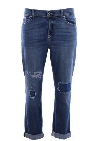 Jeanspaigein denim con rotture DONDUP | 24 | P611DS0229DV11800