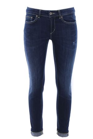 Jeans monroe in denim DONDUP | 24 | P692DS0112DV29800
