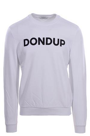 Felpa con logo DONDUP | -161048383 | UF500KF0136H29000