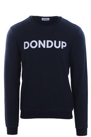 Felpa con logo DONDUP | -161048383 | UF500KF0136H29897