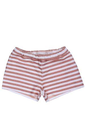 Shorts rigato lurex buenos aires DOU DOU | 30 | FC2522880670