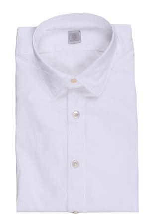 Cotton washed shirt