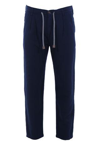 Pantalone jogging in cotone e lino ELEVENTY | 5032272 | 979PA0303PAN2700711
