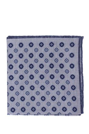 Pocket square double print ELEVENTY | 5032305 | 979PC0012POC2700606-08