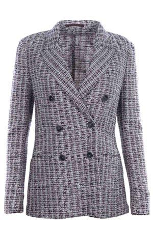 Double breasted jacket ELEVENTY | 5032284 | 980JA3084JAC2702907
