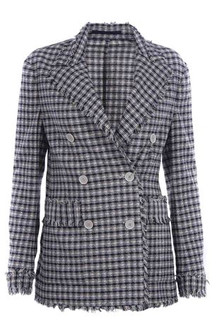 Double breasted jacket ELEVENTY | 5032284 | 980JA3087JAC2702802