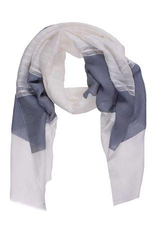Striped scarf ELEVENTY | 5032273 | 980SC0089SCI2701208