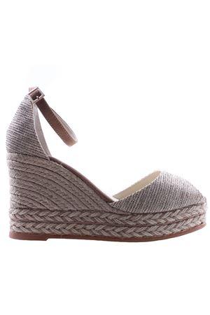 Espadrilles with high heel and jewellery ESPADRILLES | 5032293 | ANDACAMAGUEYPANNAMULTI8387CCUNANATURAL