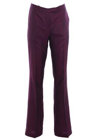 Silk shantung pants ETRO | 5032272 | 147421511650