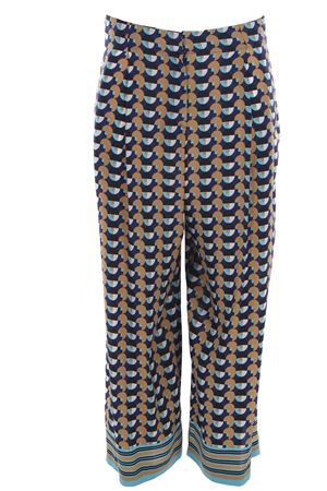 Silk pants ETRO | 5032272 | 147584362250