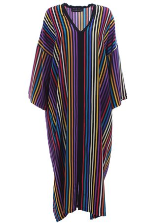 Silk caftan dress ETRO | 5032276 | 1485443951