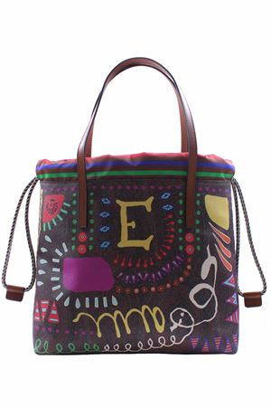 Shopping bag with drawstring ETRO | 5032281 | 1I1788176600