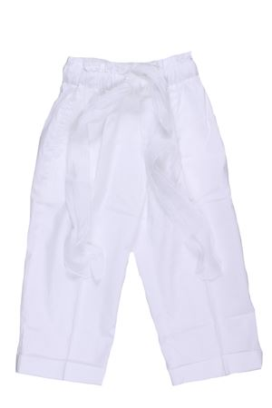 Pantalone capri in cotone EUROPEAN CULTURE | 5032272 | 059031830101
