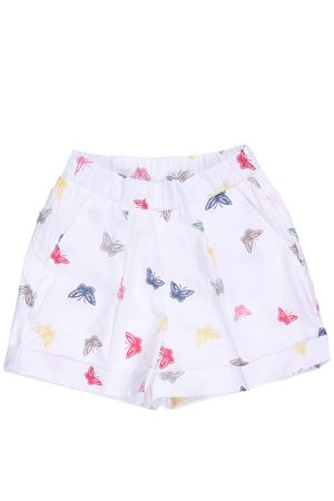 Shorts cotone con stampa EUROPEAN CULTURE | 30 | 05E097110101