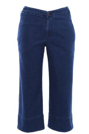 Jeans gaucho gamba larga EUROPEAN CULTURE | 24 | 07FU41750557