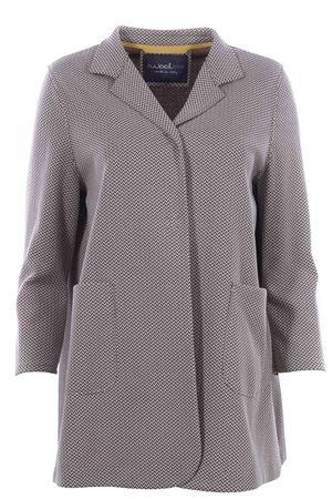 Long cotton jacket EWOOLUZIONE | 5032284 | MILLEFONTISP50190069C044