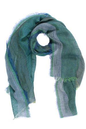 Striped scarf lurex effect FABIANA FILIPPI | 5032273 | AA31019H789VRU