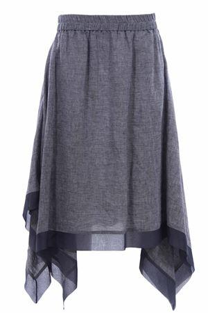 Linen skirt FABIANA FILIPPI | 5032307 | GN73719H385VR2