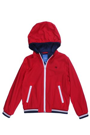 Jacket with hood