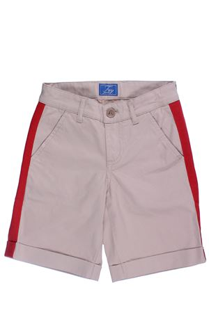 Cotton shorts with side bands FAY | 30 | NUG8338735LQUTC001