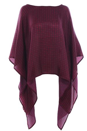 Silk kaftan FISICO | 5032315 | FK26SIV2STAMPA