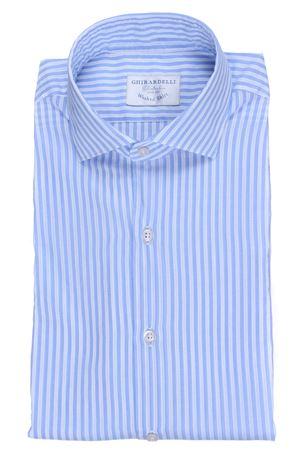 Ultralight cotton shirt GHIRARDELLI | 5032279 | P805902