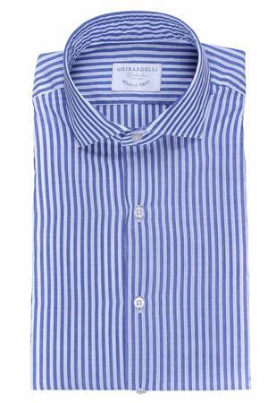 Ultralight cotton shirt GHIRARDELLI | 5032279 | P805905
