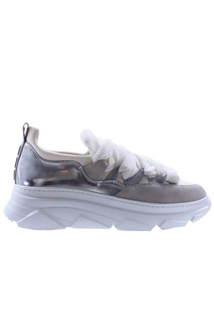 Suede and leather sneakers I8I | 20000049 | KYOG252LYCLYCRAGLASS
